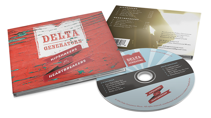 Delta Generators | CD