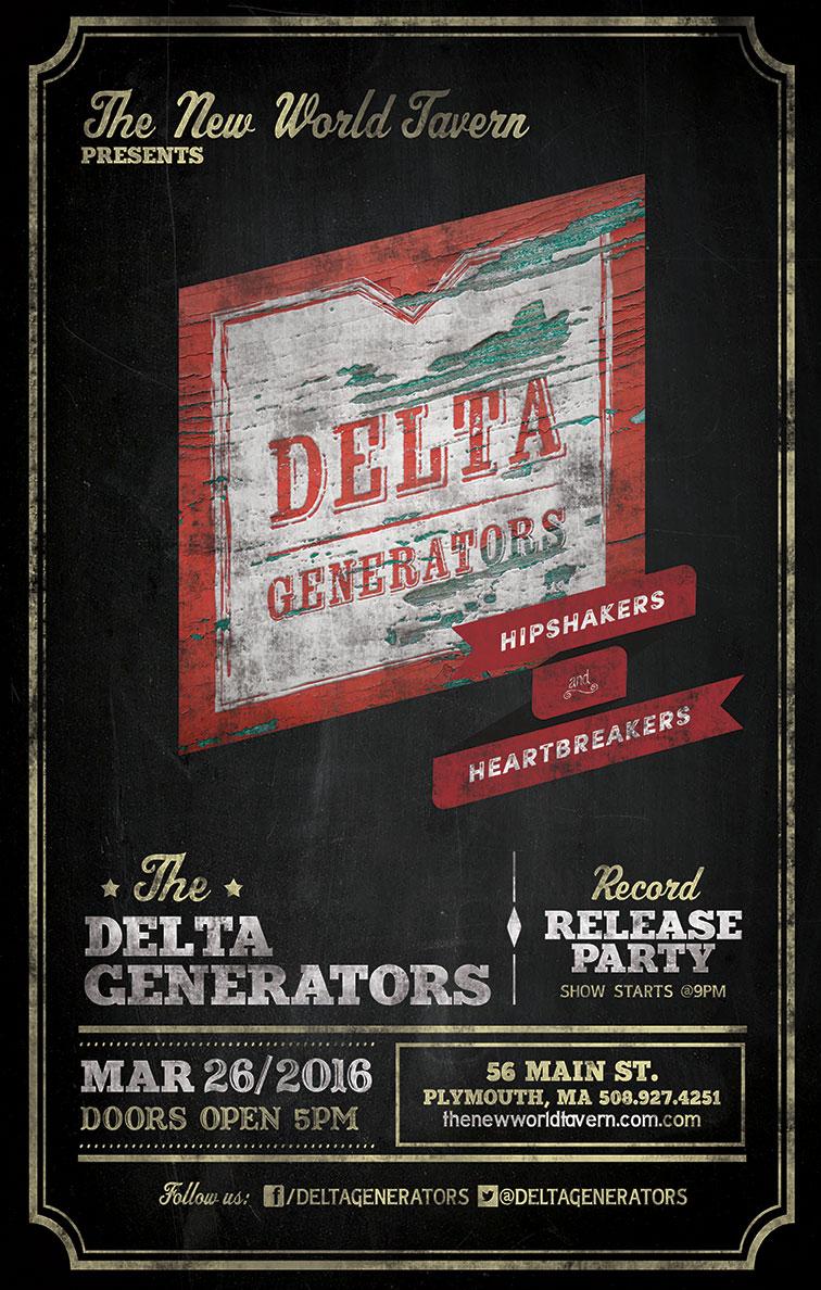 Delta Generators | Poster